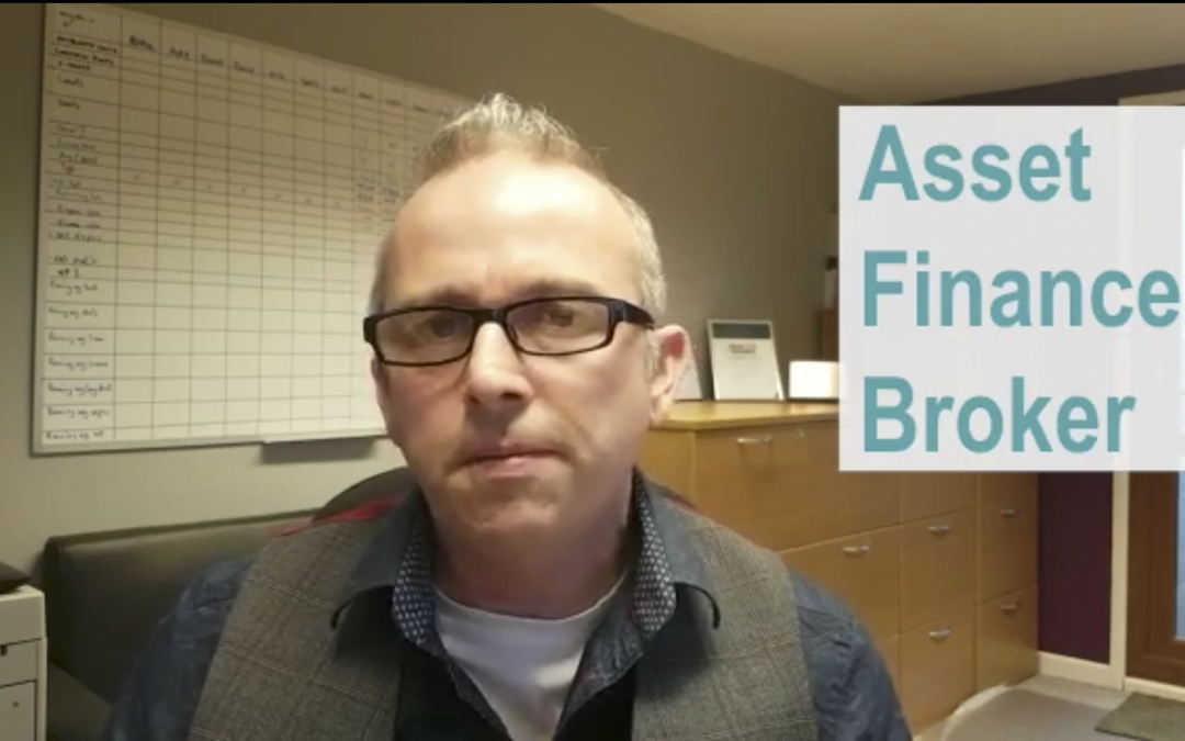 What is an Asset Finance Broker?